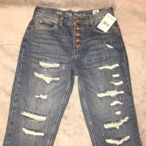 NWT Free People jeans!